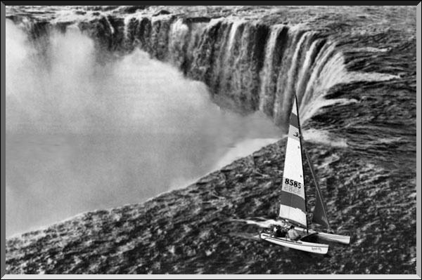 Niagara Falls Sailing